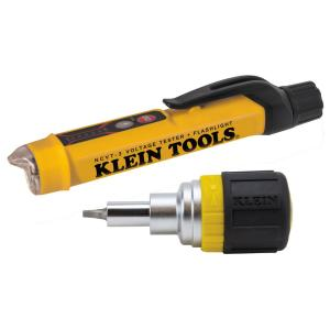 HomeDepot.com deals on Klein Tools 2-Piece Confined Space Electrical Maintenance Set