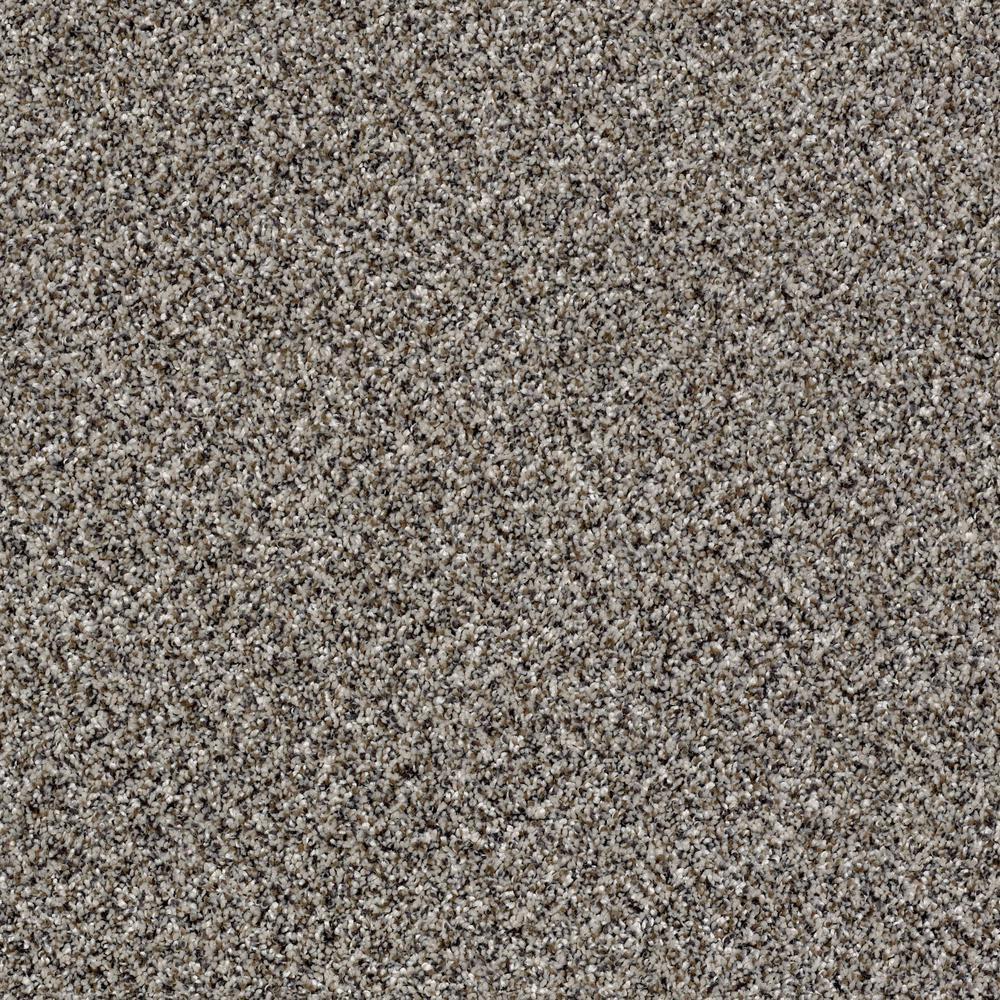 Wholehearted II - Color Hazy Shadow Twist 15 ft. Carpet