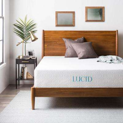 Beau Twin XL Dual Layer Memory Foam Mattress