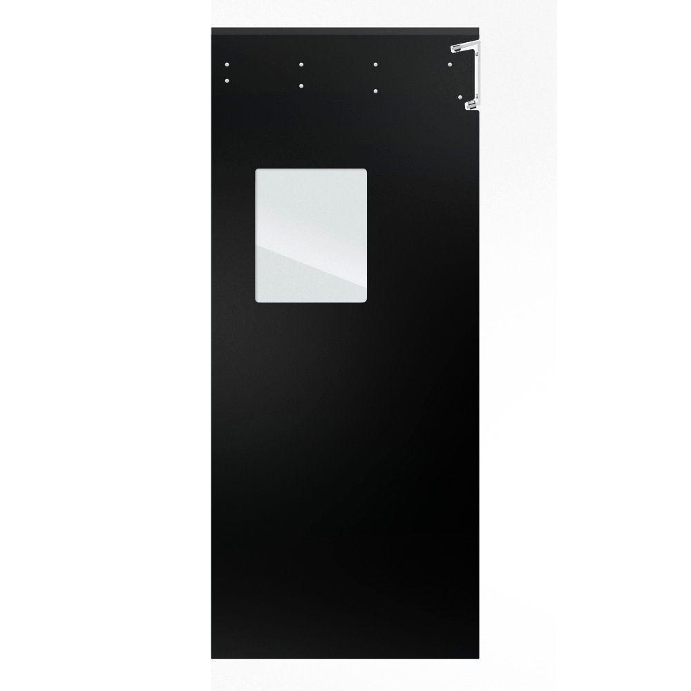 Impact Doors: Aleco ImpacDor Optima 1/4 In. X 48 In. X 84 In. Single-Ply