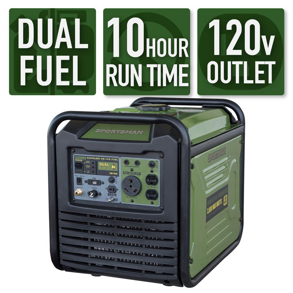 Deals on Sportsman Generators On Sale from $103.55