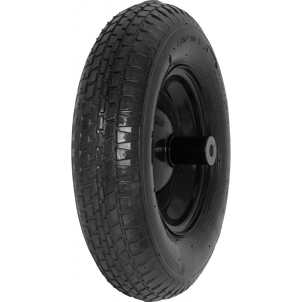 True Temper 8 inch Tubed Wheel Assembly by True Temper