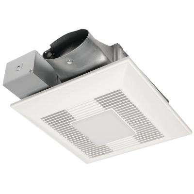 WhisperValue DC Exhaust Fan/LED Light and Night Light
