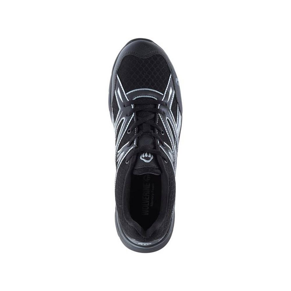 Jetstream Athletic Comp Toe-M Wolverine Jetstream CarbonMax Safety Toe Shoe