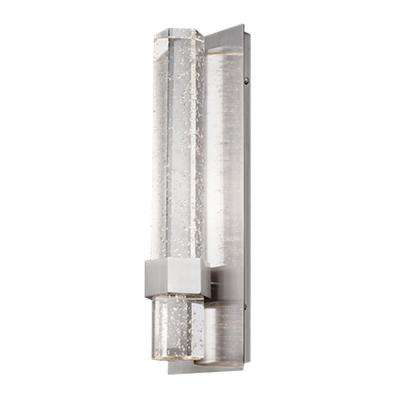 Orion 40-Watt Equivalence Brushed Nickel Integrated LED Sconce