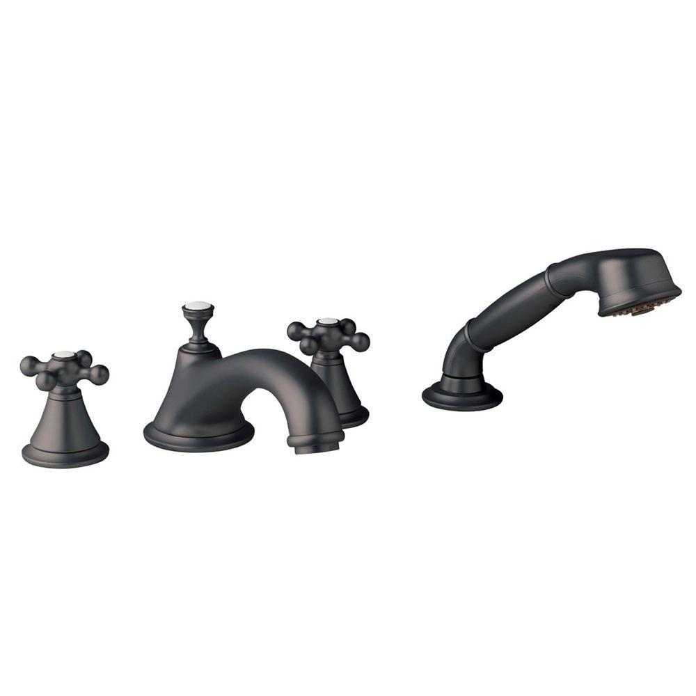 Bronze - Bathtub Faucets - Bathroom Faucets - The Home Depot