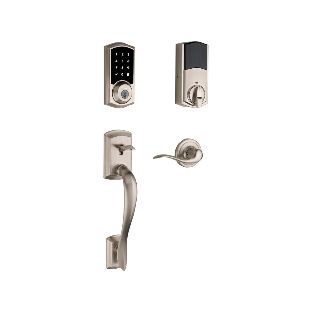 Schlage Smart Locks Smart Home Security The Home Depot