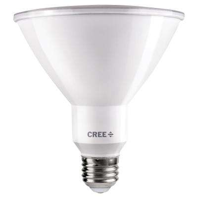 120W Equivalent Bright White (3000K) PAR38 Dimmable Exceptional Light Quality LED 40 Degree Flood Light Bulb