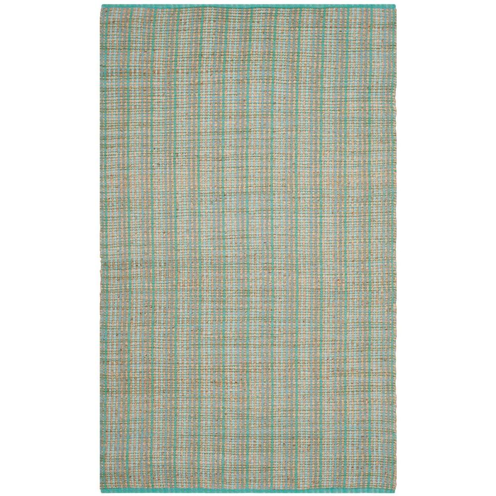 Safavieh Cape Cod Green 5 ft. x 8 ft. Area Rug