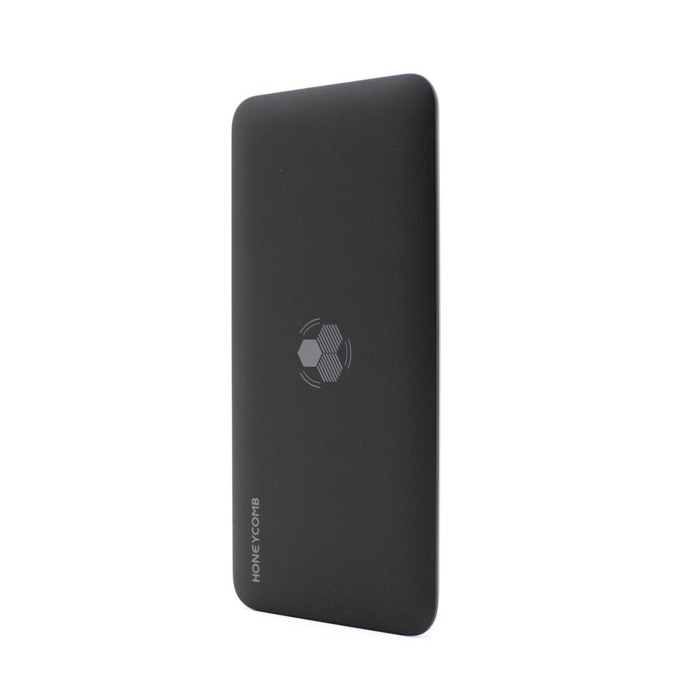 Wireless Portable Charger with 3000mAh Battery, Black