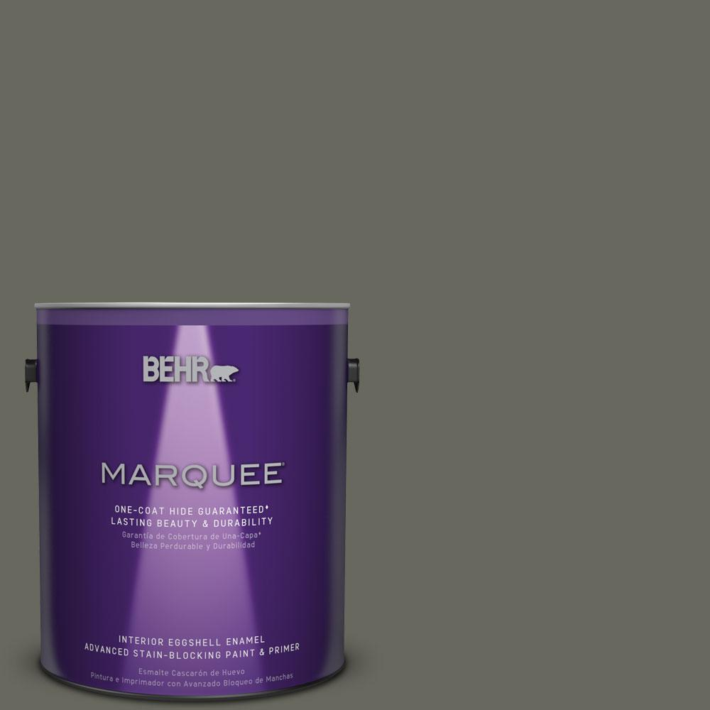 1 gal. #MQ6-19 Naturalism One-Coat Hide Eggshell Enamel Interior Paint