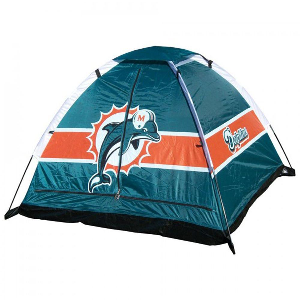 Baseline 4 ft. x 4 ft. Miami Dolphins NFL Licensed Play Tent-DISCONTINUED