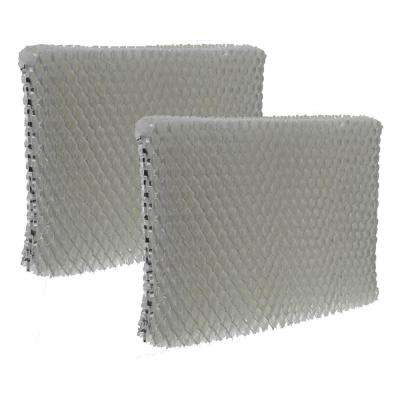Replacement Type C Humidifier Filter for Holmes HWF65PDQ-U HWF65 (2-Pack)