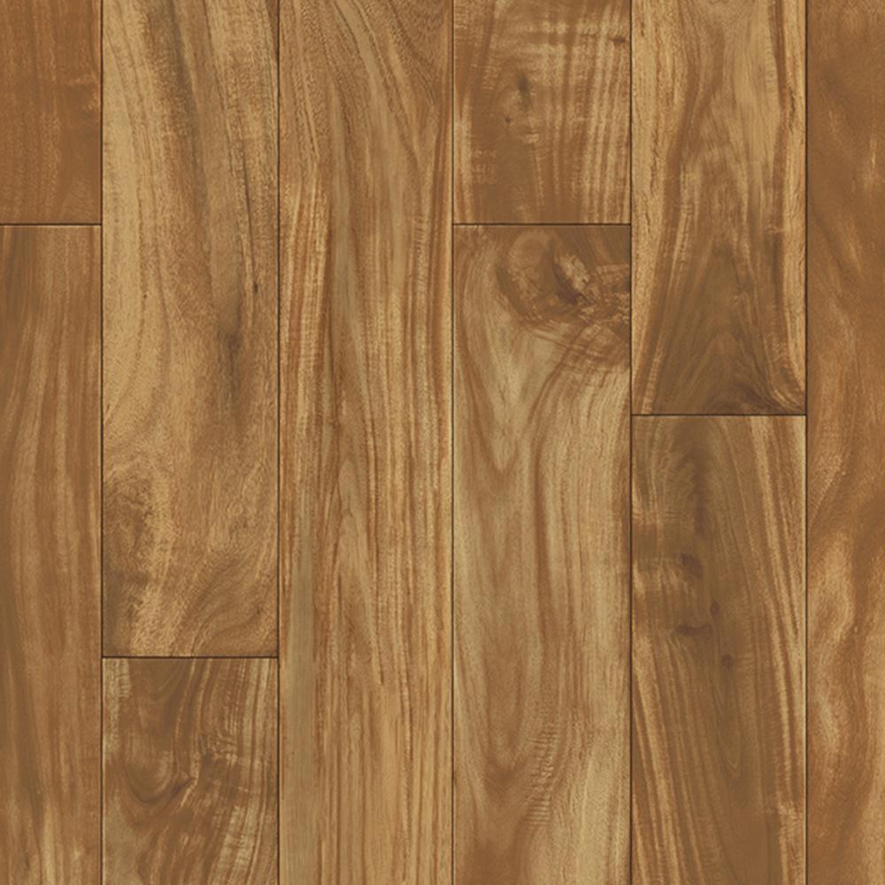 Trafficmaster Acacia Plank Natural Residential Vinyl Sheet Sold