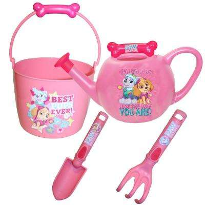Paw Patrol Girl Combo Pack Tools Watering Can and Bucket