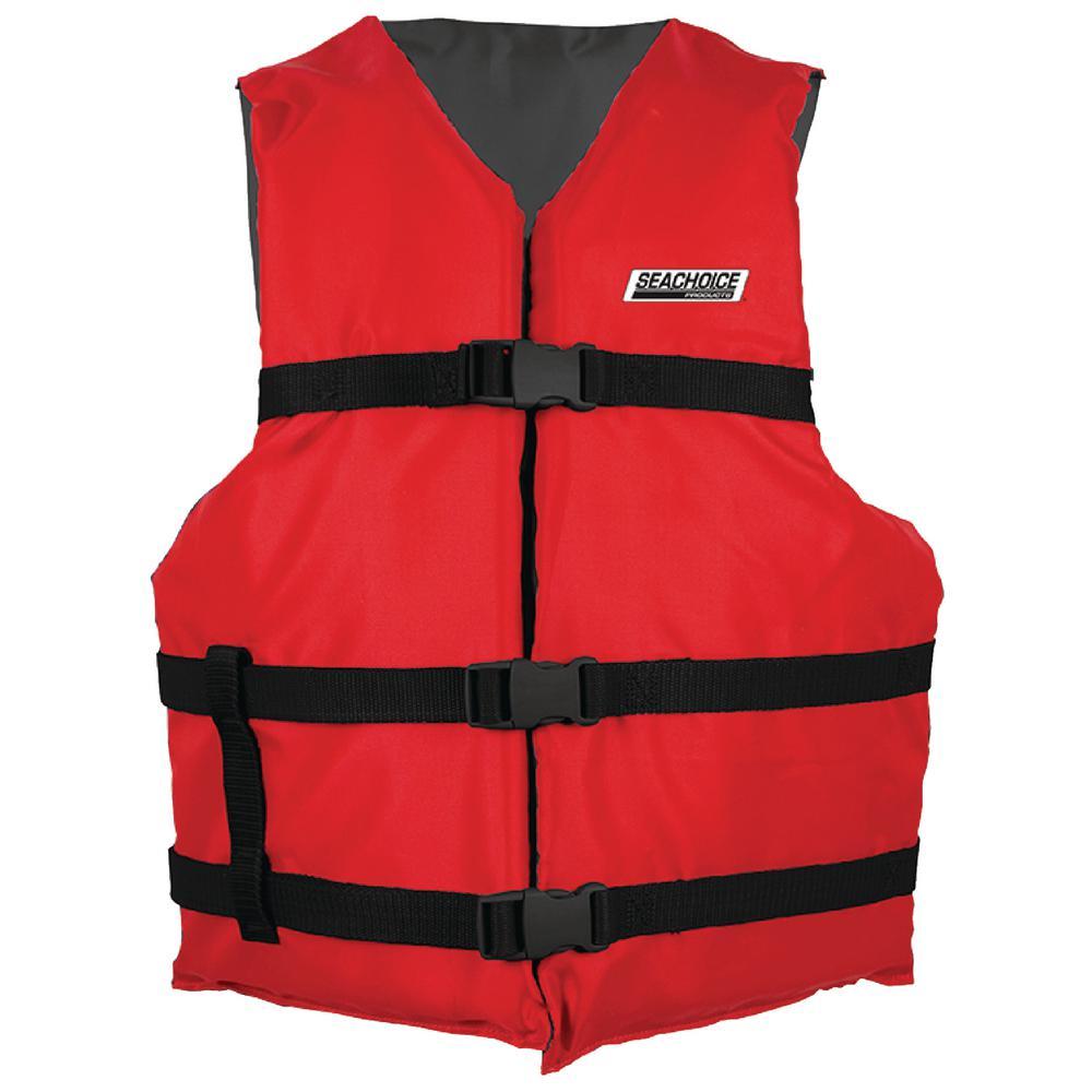 General Purpose Vest, Red