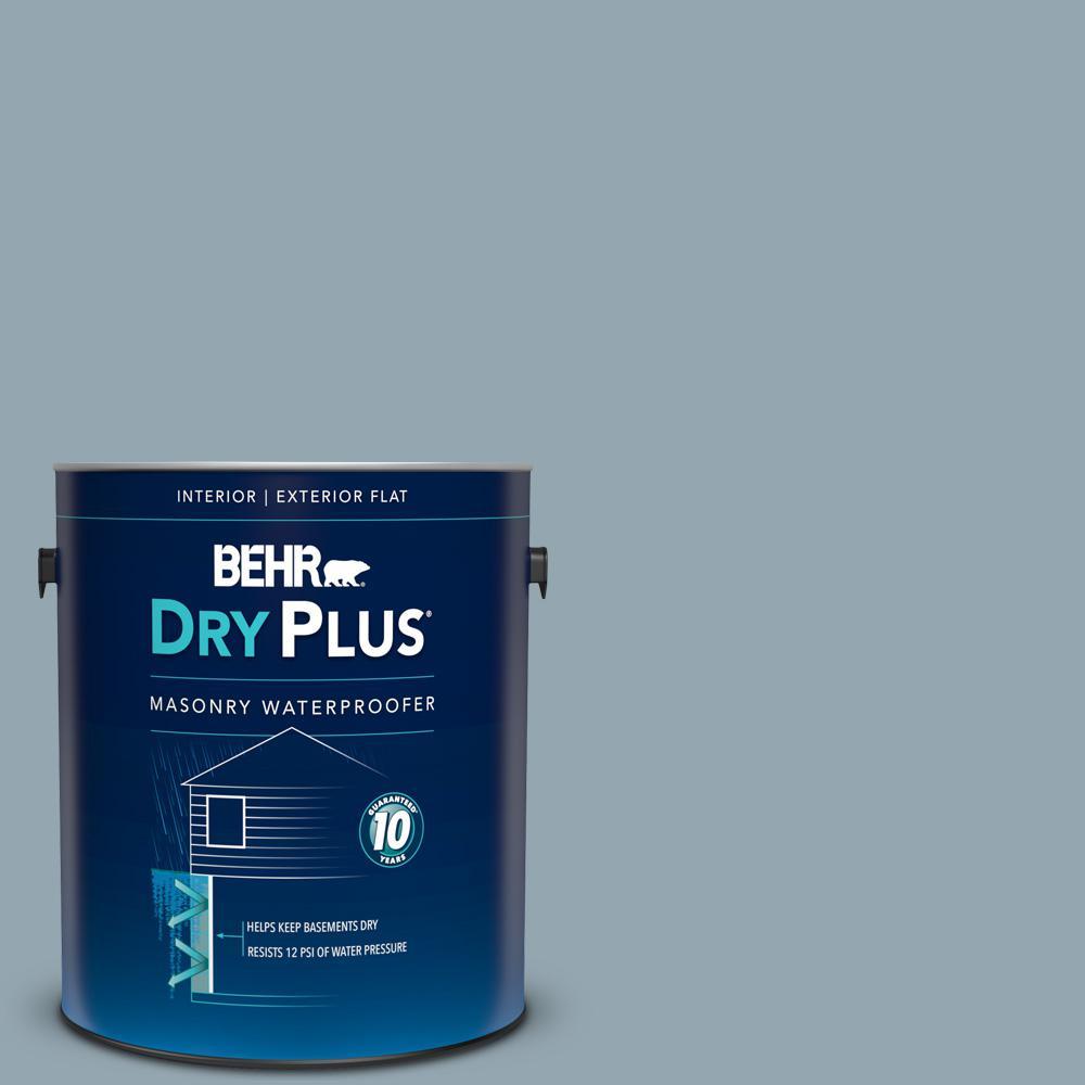 1 gal. #BW-54 Steely Blue Dry Plus Masonry Waterproofer