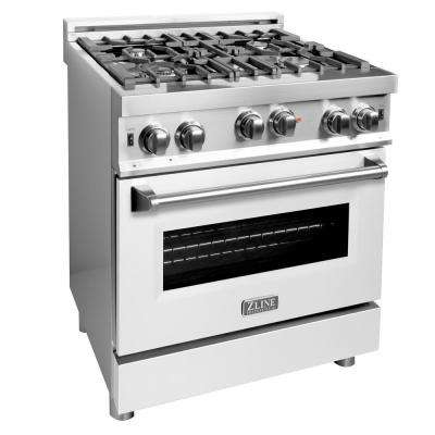 30 in  - Dual Fuel Ranges - Ranges - The Home Depot