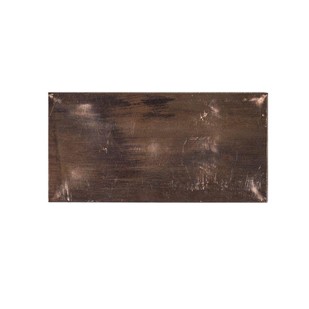 Copper Field 3 in. x 6 in. x 8 mm Metal