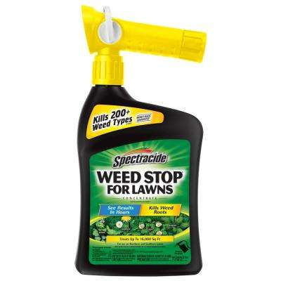 Weed Stop 32 oz. Ready-to-Spray Concentrate for Lawns