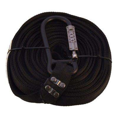 24 ft. Universal Cable/Strap Lock with Locking Carabineer