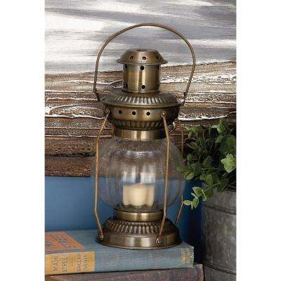 Classic Camping Candle Lanterns (3-Pack)