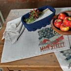 American Spirit 14 in. x 20 in. Oyster Placemat (Set of 4)