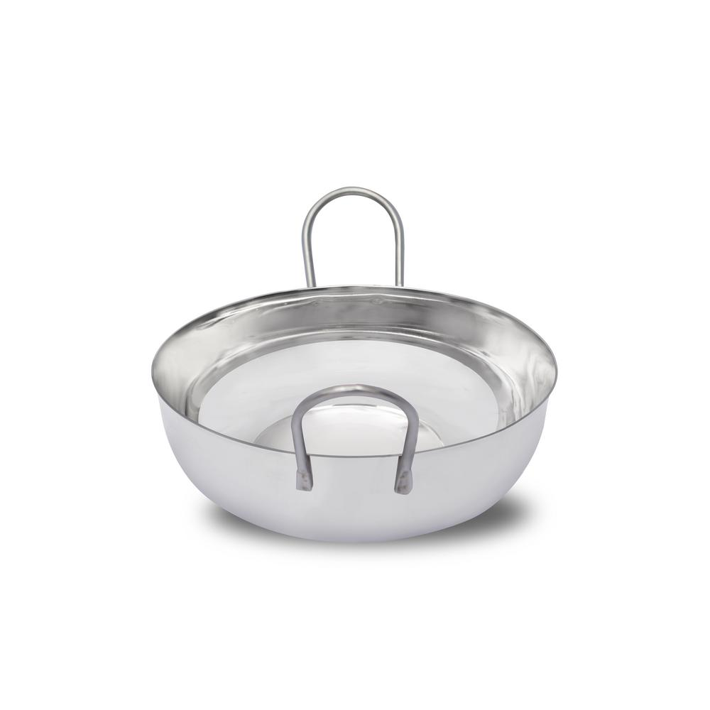 1.25 qt. Stainless Steel Balti Pan