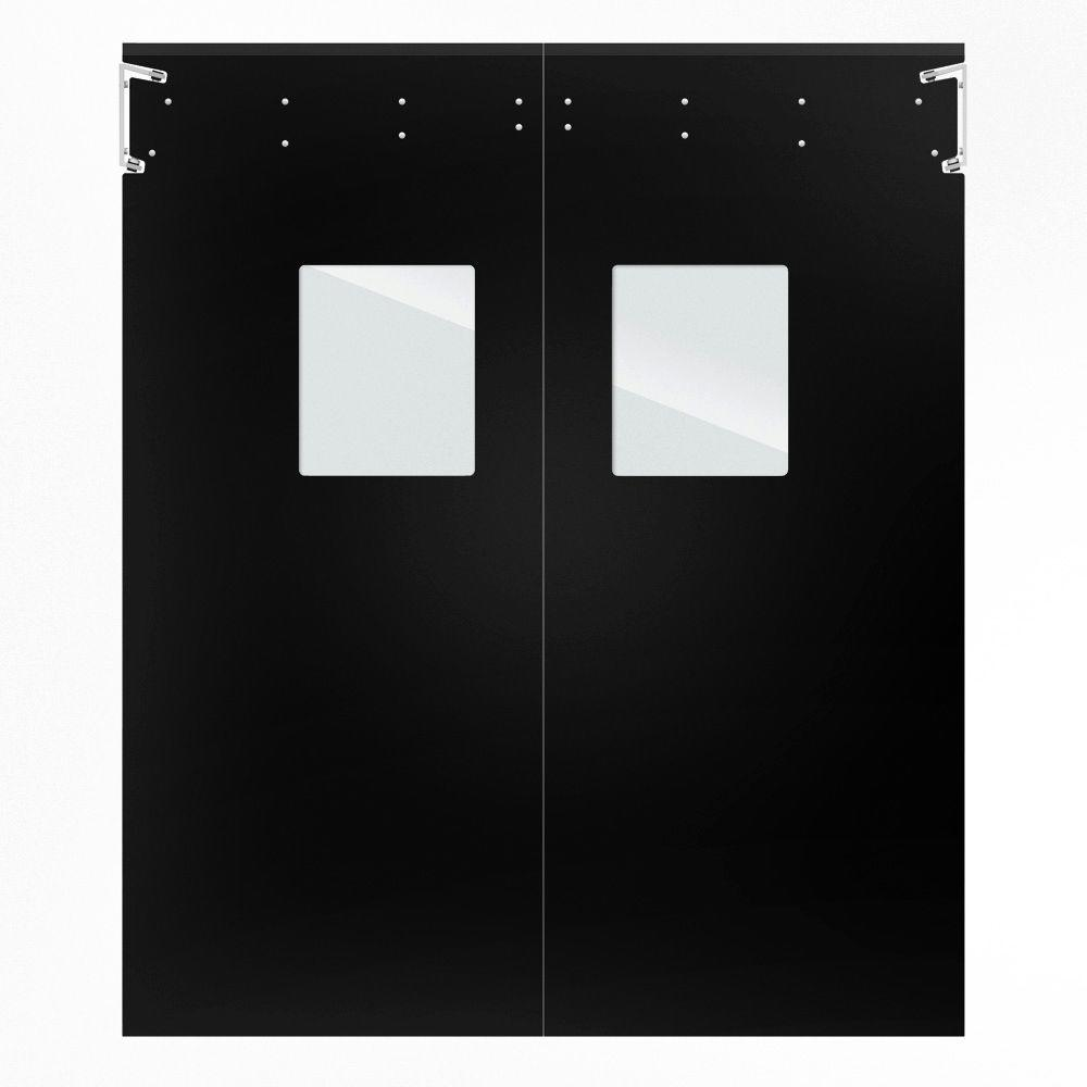 Optima 1/4 in. x 96 in. x 120 in. Single-Ply Black