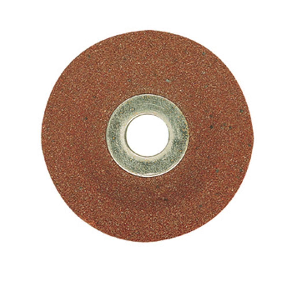 60-Grit Aluminum-Oxide Grinding Disc for LHW/E