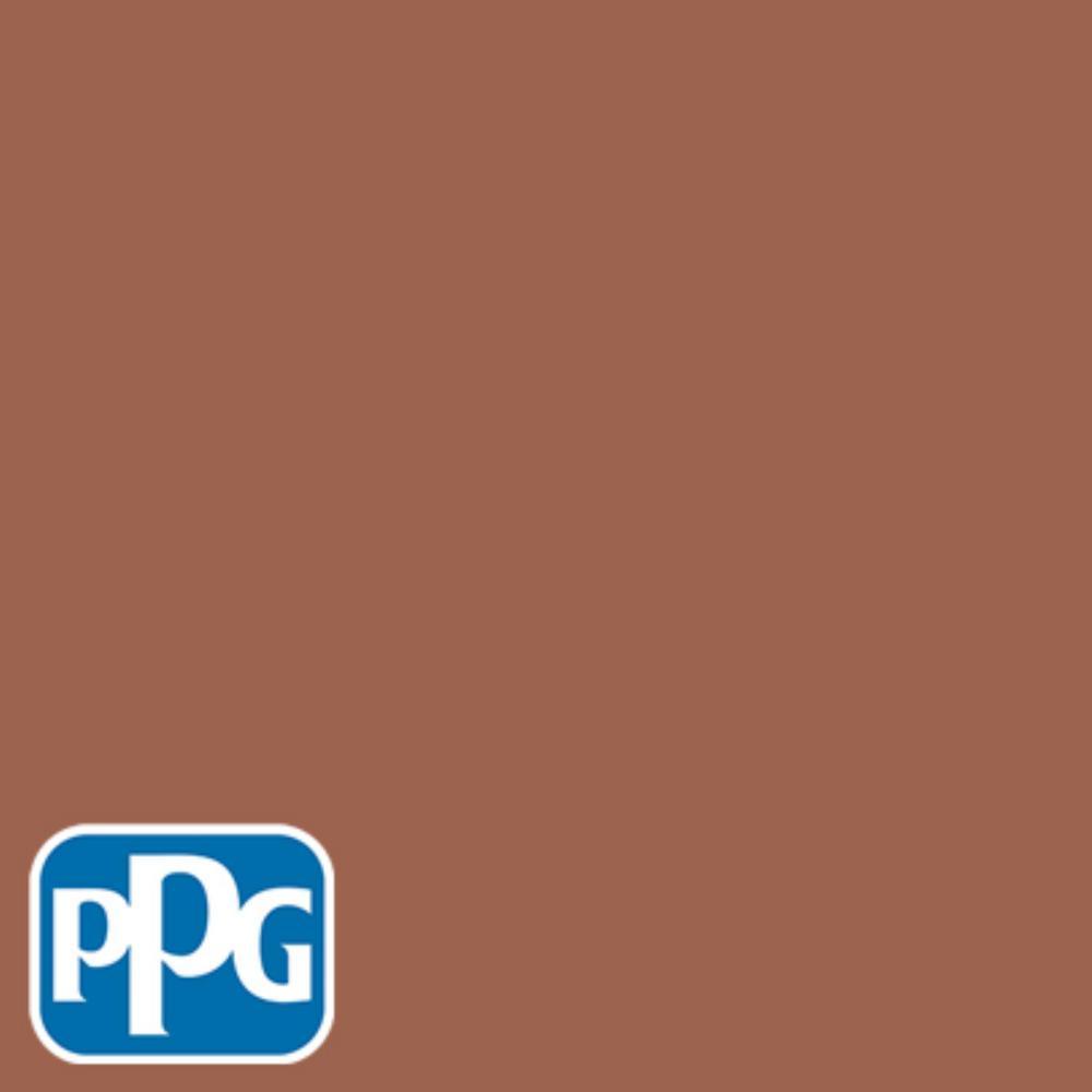 Behr premium plus ultra 8 oz. #icc-102 copper pot satin enamel.