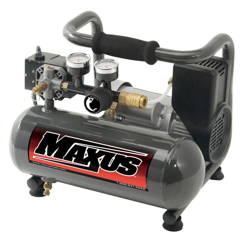 Campbell Hausfeld 1-Gal. Maxus Air Compressor-DISCONTINUED