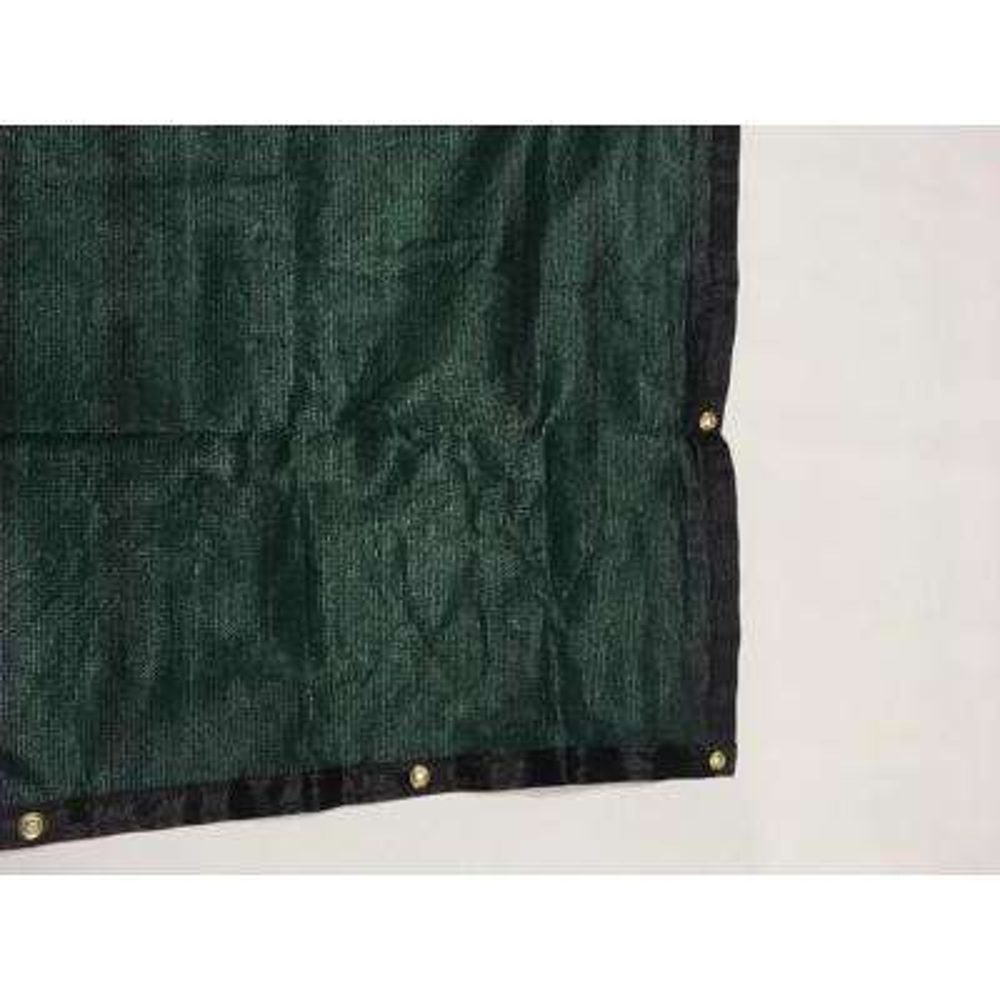 92 in. H x 1800 in. W High Density Polyethylene Green Privacy/Wind Screen Fencing
