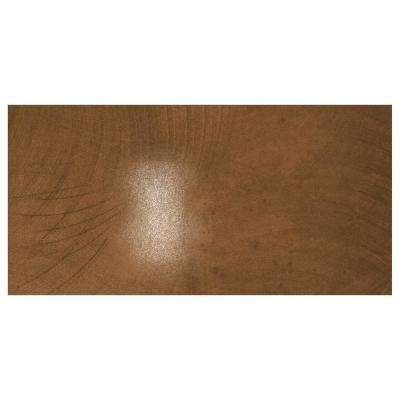 Vickery Bronze Light Polish 12 in. x 24 in. Color Body Porcelain Floor and Wall Tile (15.12 sq. ft. / case)