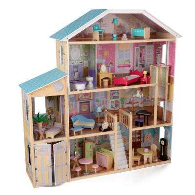 Majestic Mansion Dollhouse Play Set