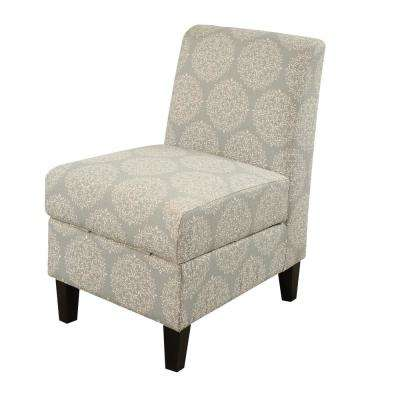 Modest Grey Accent Chairs Decoration