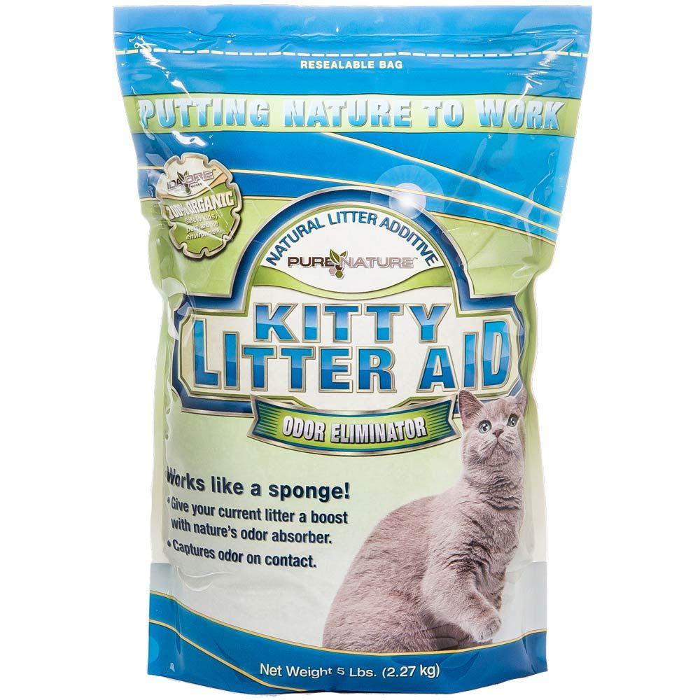 5 lb. Zeolite All-Natural Cat Litter Additive