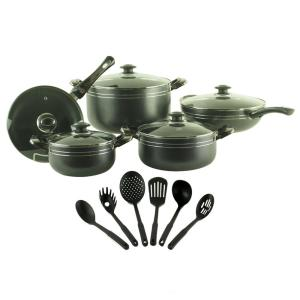 Royal Cook 16-Piece Aluminum Non-Stick Cookware Set by Royal Cook