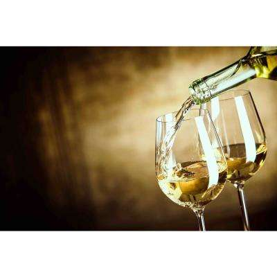 White Wine Foam Placemats (Set of 4)