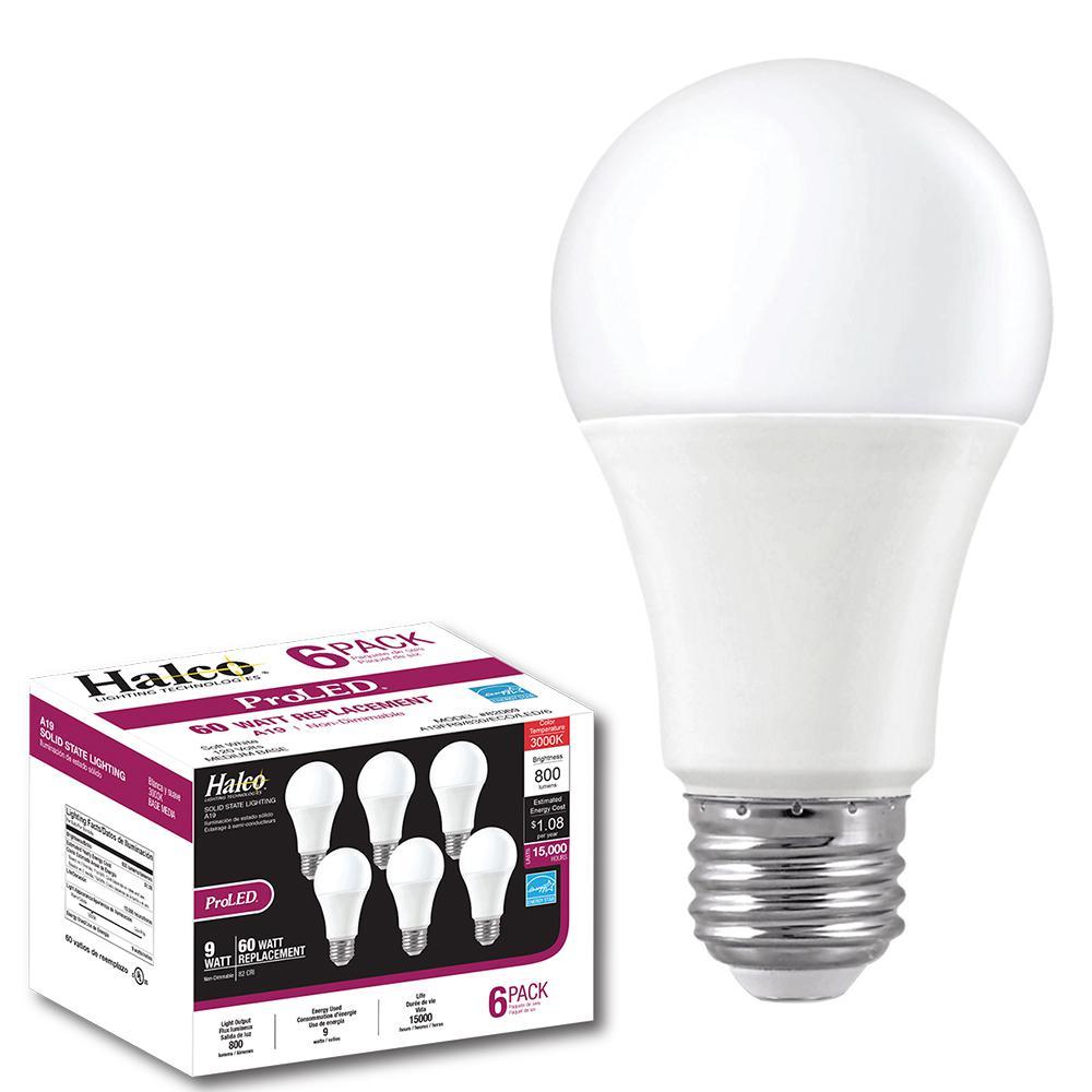 60W Equivalent ...  sc 1 st  The Home Depot & Halco Lighting Technologies - Lighting - The Home Depot azcodes.com