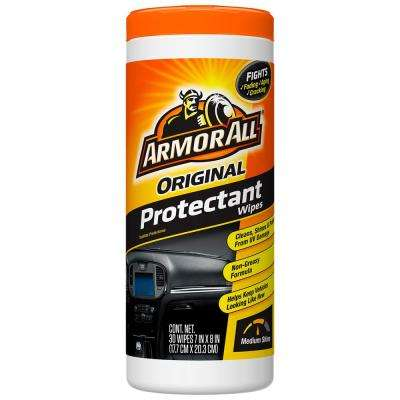 Protectant Wipes (30-Count)