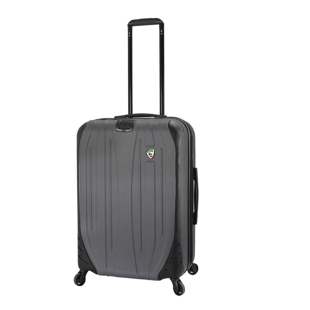 Compaz 24 in. Titanium Hardside Spinner Suitcase