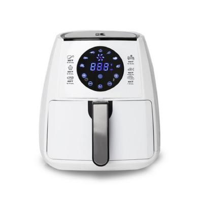 3.2 Qt. Digital Display Air Fryer in White
