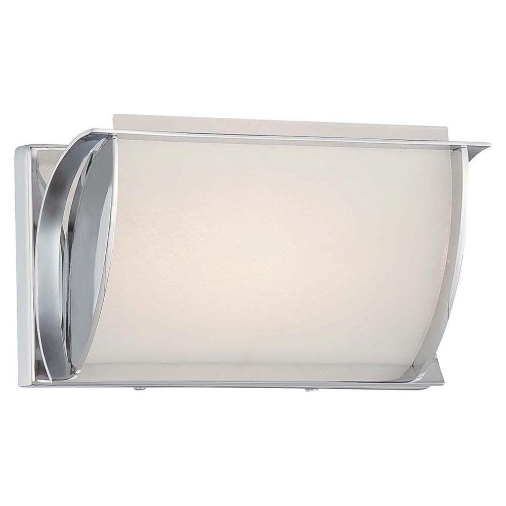 Arlington Brooke Chrome LED Bath Light
