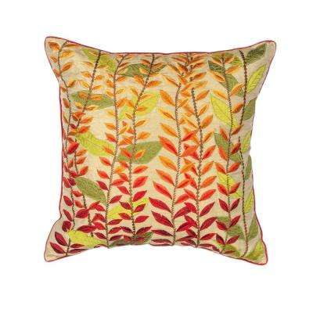 Fall Scape Yellow/Orange Decorative Pillow