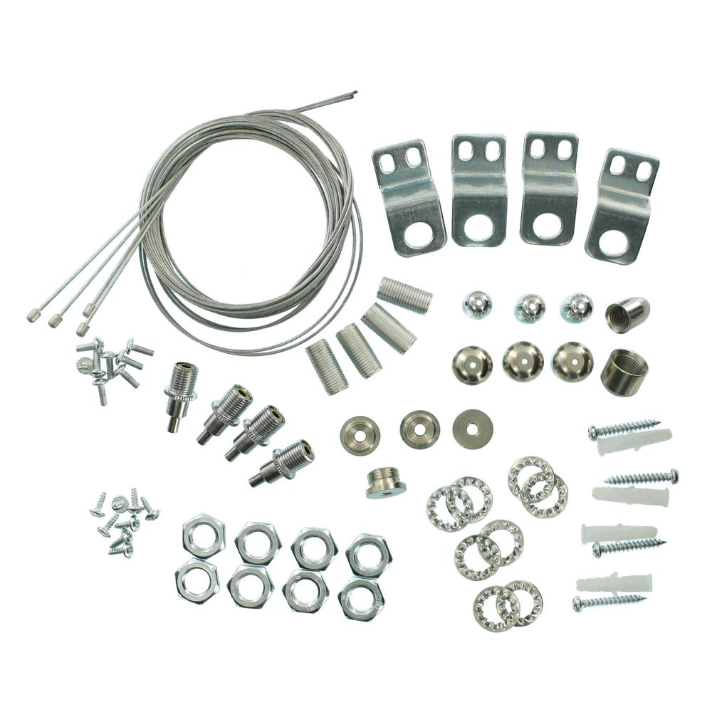 Leviton Skytile 4-Wire Suspension Kit-SKTSP-22 - The Home Depot