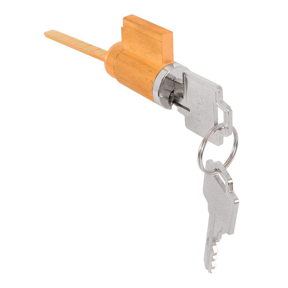 Sliding Door Cylinder Lock, Kwikset, Weiser and Weslock