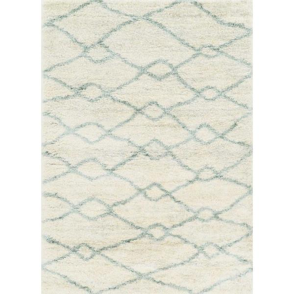 Bernadette Multi-Color 3 ft. x 5 ft. Abstract Indoor Area Rug