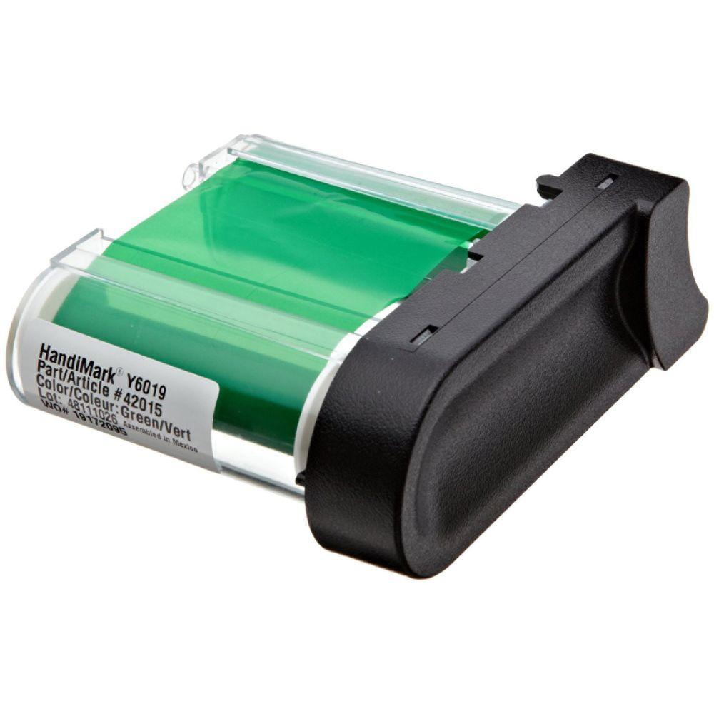 Brady HandiMark Green Ribbon Cartridge