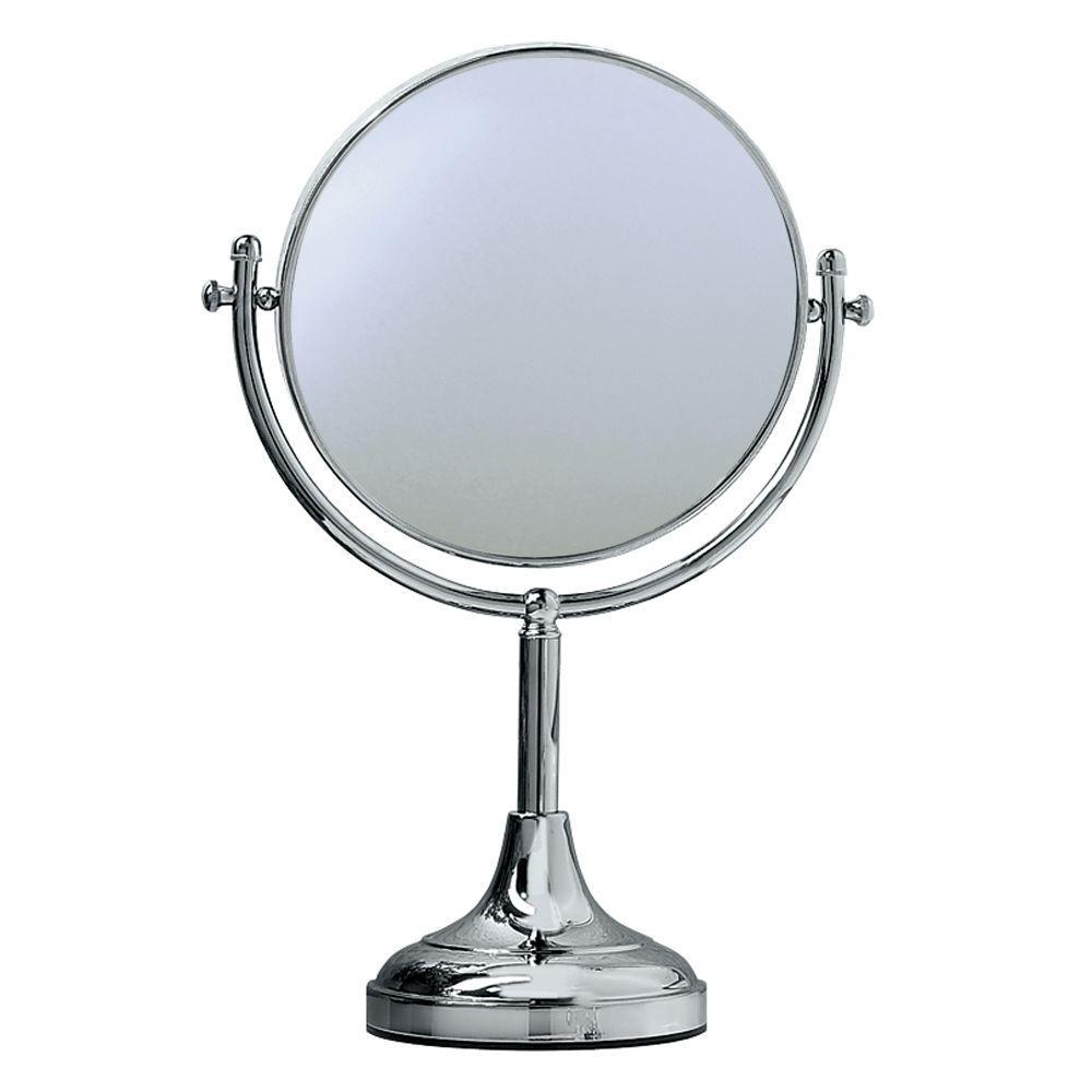Gatco 8.75 inch L x 10.5 inch W Decorative Table Mirror by Gatco